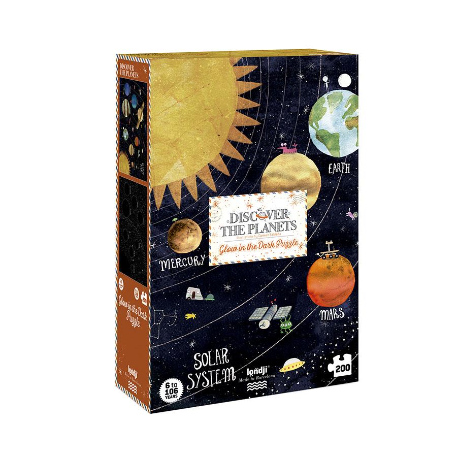 Παζλ Ανακαλύψτε τους πλανήτες-1