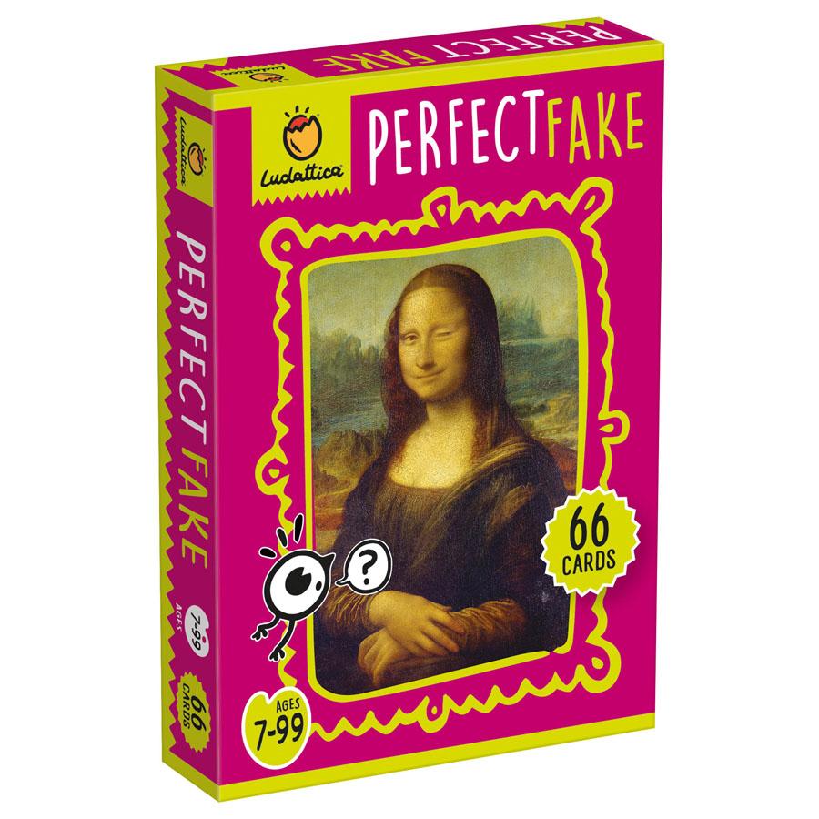 Παιχνίδι με Κάρτες Τέλειες Απομιμήσεις