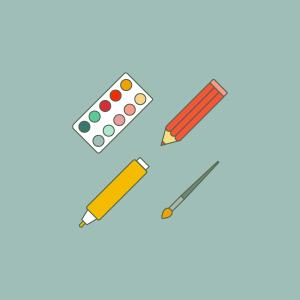 Καλλιτεχνικά για το σχολείο